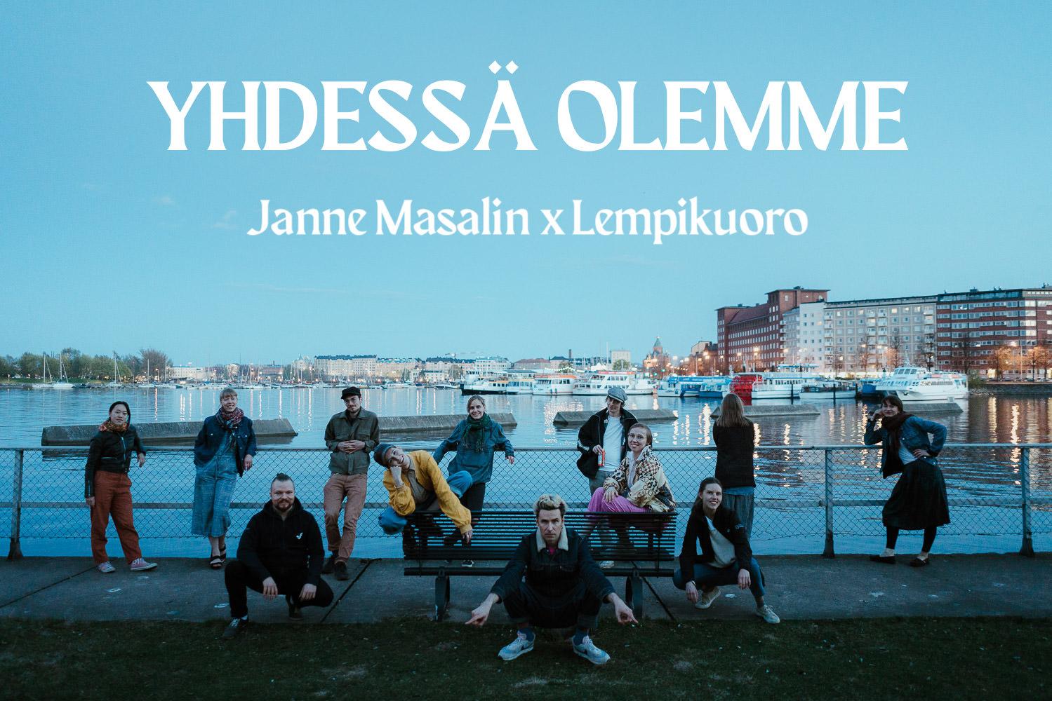 Janne Masalin ja Lempikuoro